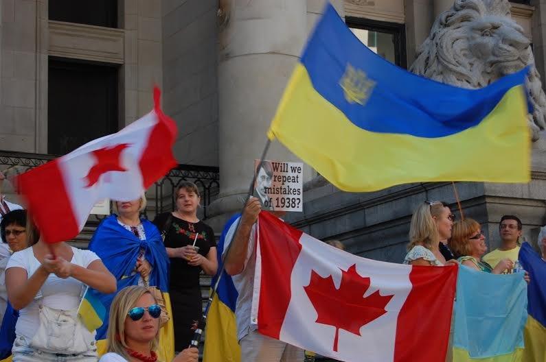 Мариупольцы участвовали  в канадском Марше мира, прошедшем в Ванкувере (ФОТОРЕПОРТАЖ), фото-9
