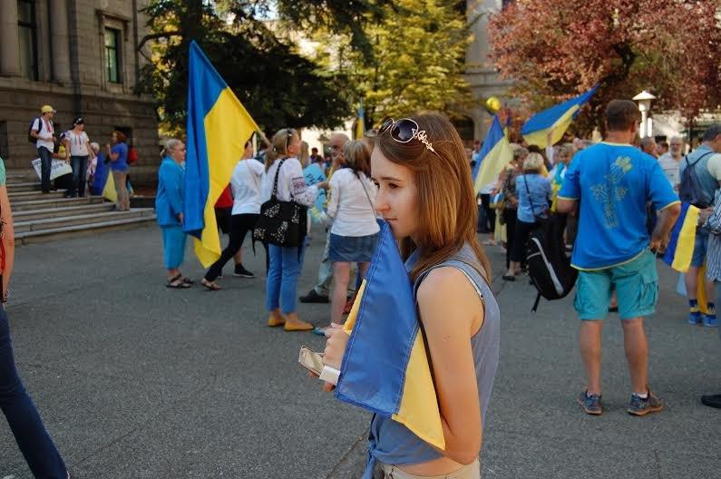 Мариупольцы участвовали  в канадском Марше мира, прошедшем в Ванкувере (ФОТОРЕПОРТАЖ), фото-5