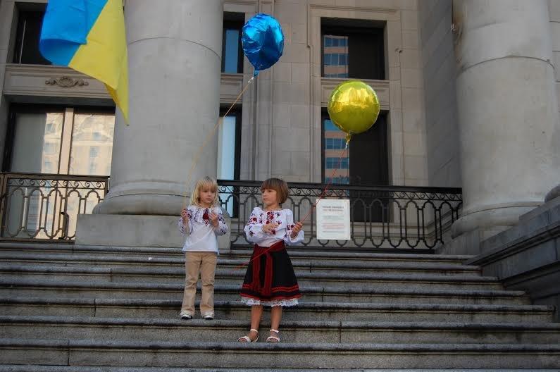 Мариупольцы участвовали  в канадском Марше мира, прошедшем в Ванкувере (ФОТОРЕПОРТАЖ), фото-3