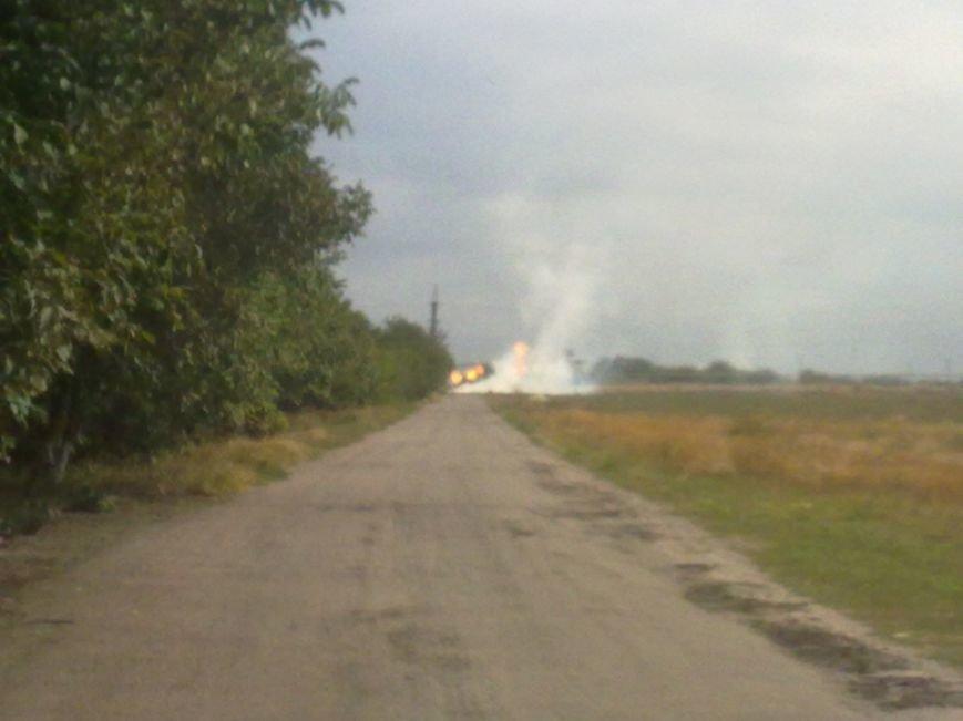 Под Мариуполем из минометов обстреливают Талаковку (ФОТО), фото-1