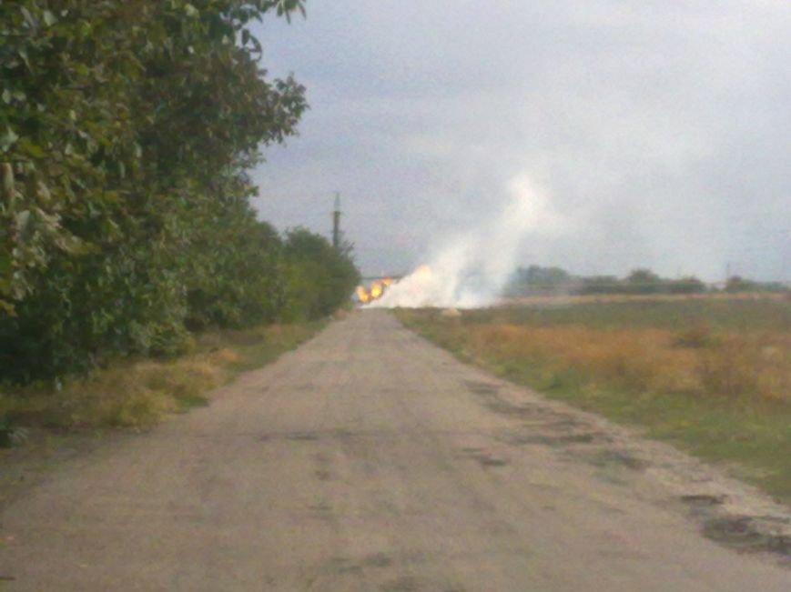 Под Мариуполем из минометов обстреливают Талаковку (ФОТО), фото-2