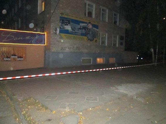 Пойман шутник, «заминировавший» в Чернигове военкомат и горотдел милиции, фото-1