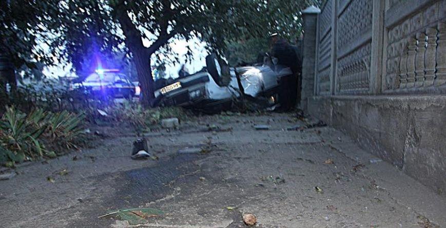 В Приморском районе Мариуполя в  ДТП на Краснофлотской погиб человек (ФОТО), фото-5