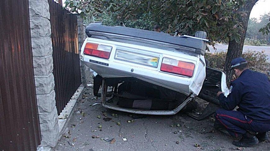 В Приморском районе Мариуполя в  ДТП на Краснофлотской погиб человек (ФОТО), фото-1