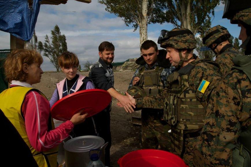 Мариуполь никогда не будет под контролем террористов - Турчинов (ФОТО+ВИДЕО,Дополнено), фото-9