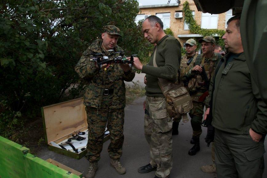 Мариуполь никогда не будет под контролем террористов - Турчинов (ФОТО+ВИДЕО,Дополнено), фото-12
