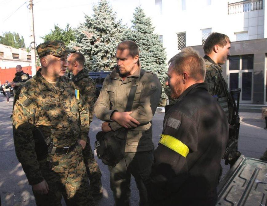 Мариуполь никогда не будет под контролем террористов - Турчинов (ФОТО+ВИДЕО,Дополнено), фото-8