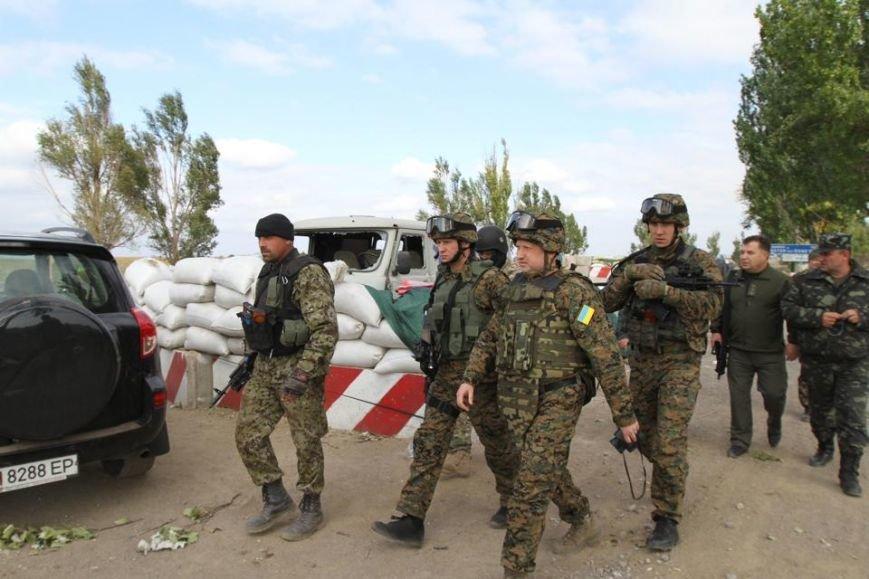 Мариуполь никогда не будет под контролем террористов - Турчинов (ФОТО+ВИДЕО,Дополнено), фото-1