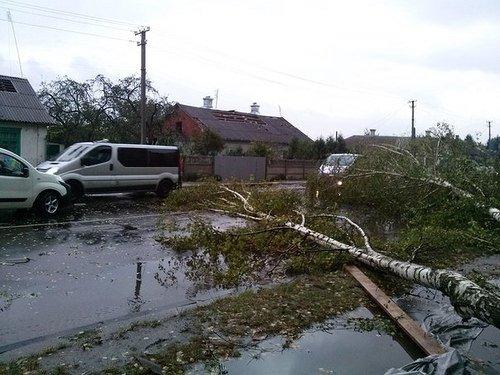 На Рівненщині негода зруйнувала 32 житлові будинки (Фото, Відео), фото-2