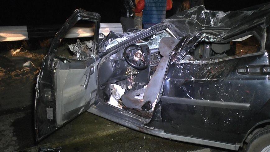 На Днепропетровщине столкнулись три автомобиля (ФОТО), фото-4