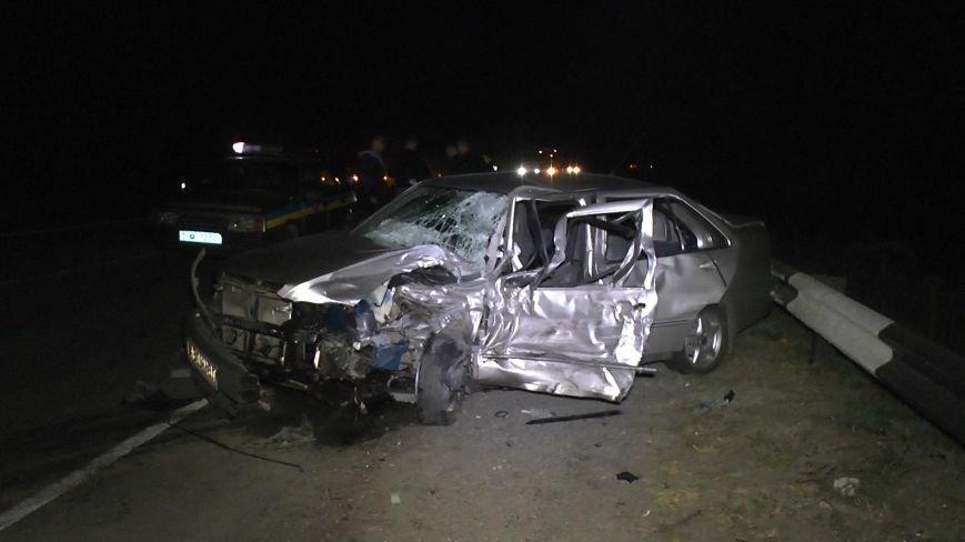 На Днепропетровщине столкнулись три автомобиля (ФОТО), фото-2