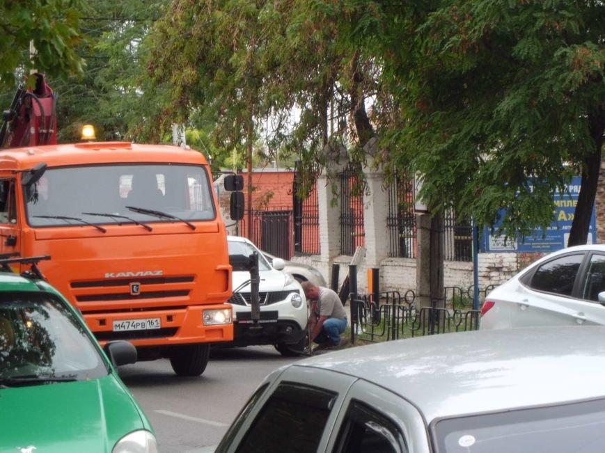 Эвакуаторы Таганрога всегда на страже....(ФОТО), фото-1