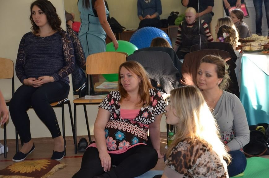 В субботу состоялся мастер-класс для беременных «В ОЖИДАНИИ ЧУДА», фото-6
