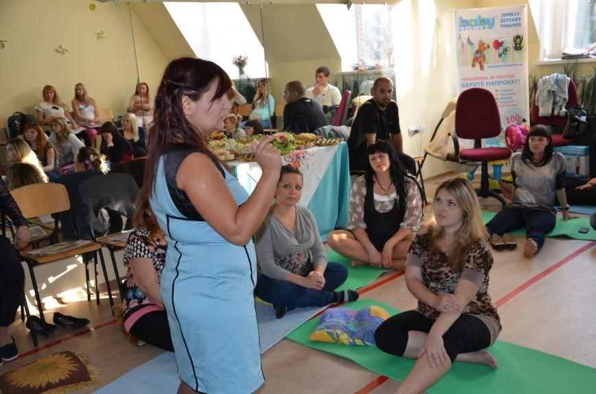 В субботу состоялся мастер-класс для беременных «В ОЖИДАНИИ ЧУДА», фото-5