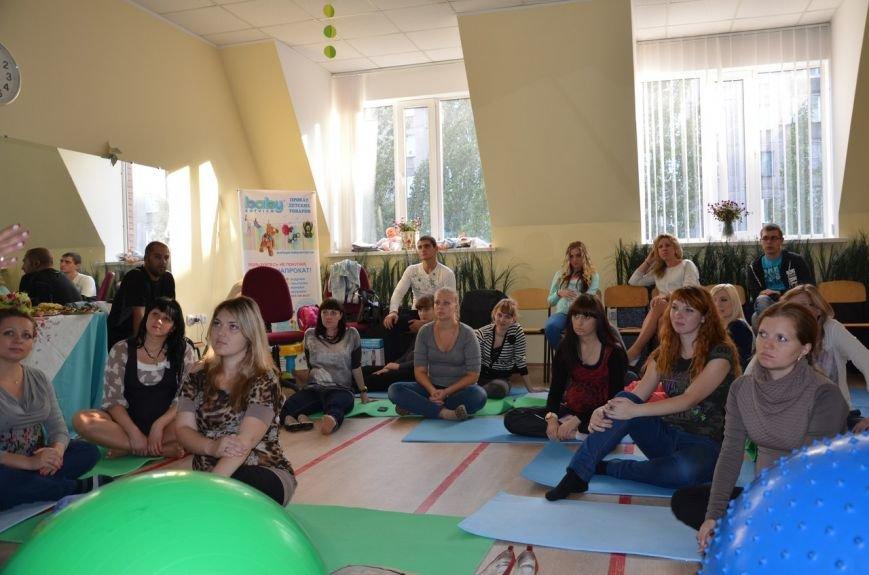 В субботу состоялся мастер-класс для беременных «В ОЖИДАНИИ ЧУДА», фото-2