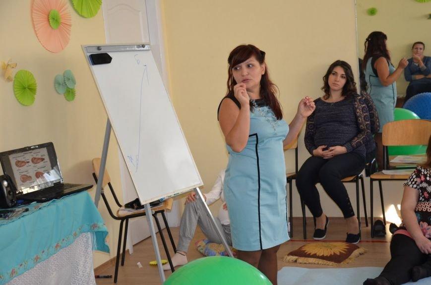 В субботу состоялся мастер-класс для беременных «В ОЖИДАНИИ ЧУДА», фото-4