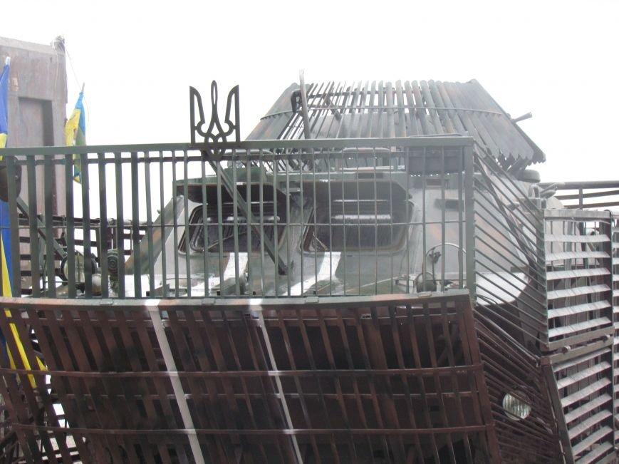 """Мариуполь будет защищать """"Святая Мария"""" (ФОТО), фото-2"""