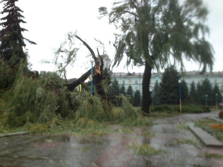 На Днепродзержинск обрушилась стихия, фото-3