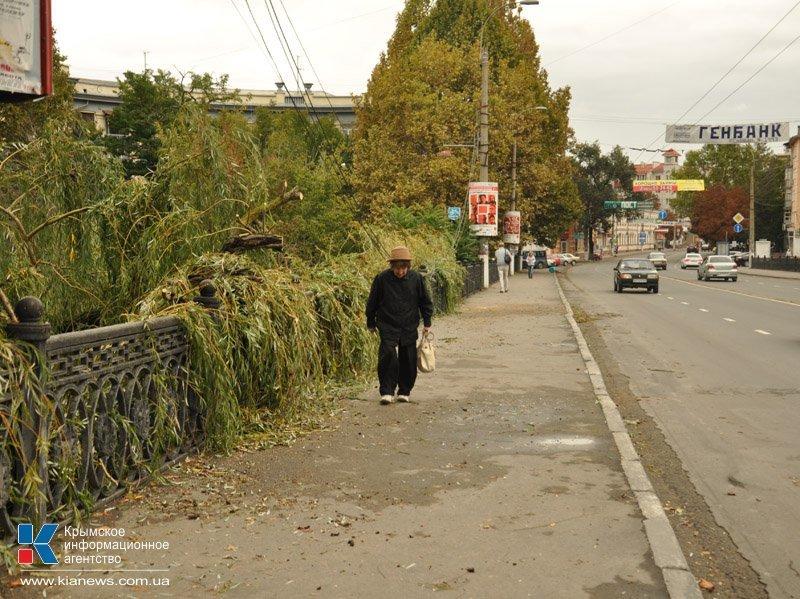 Непогода разошлась не на шутку: В Крыму ветром сорваны крыши, городские улицы тонут (ФОТО, ВИДЕО), фото-4