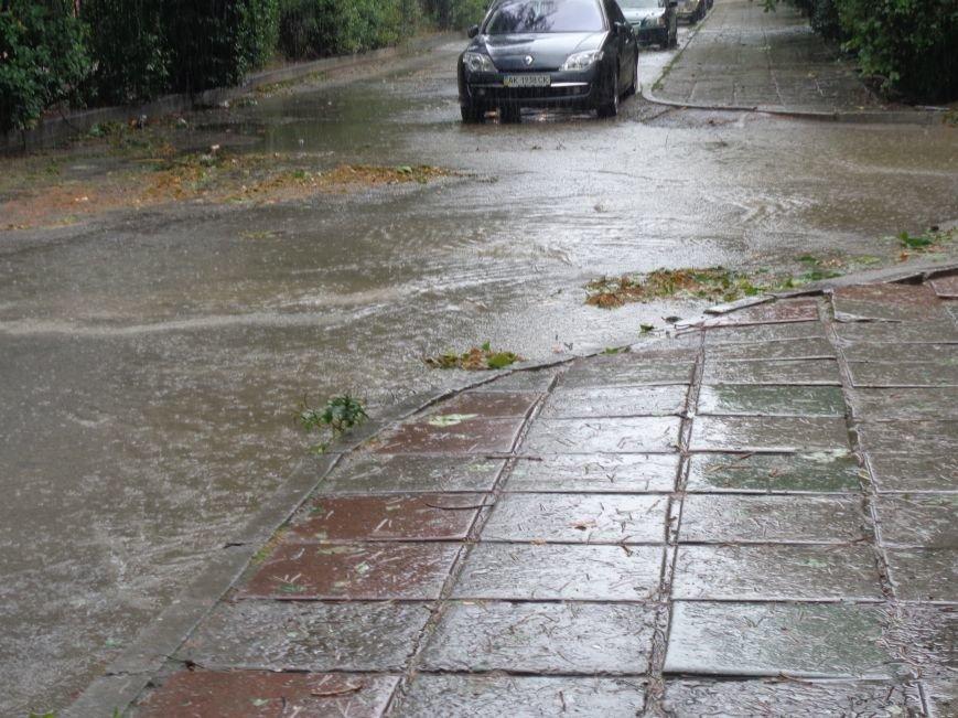 Ялта ликвидирует последствия урагана (ФОТО), фото-3