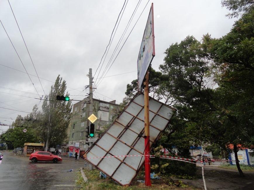 Мариуполь приходит в себя после вчерашнего урагана (ФОТОРЕПОРТАЖ+Дополнено), фото-6