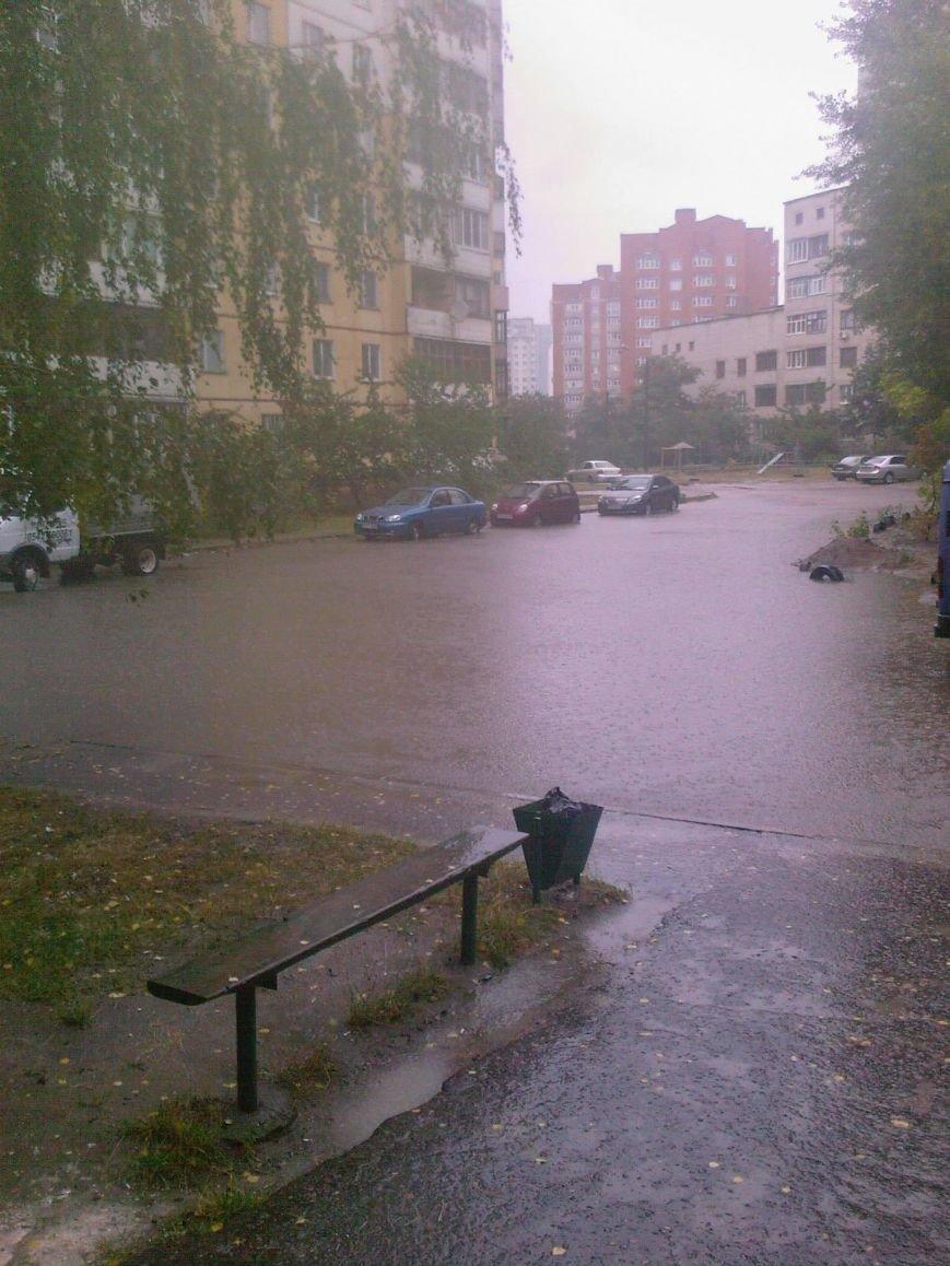 В Сумах за два дня выпала 2-месячная норма осадков (ФОТО), фото-1