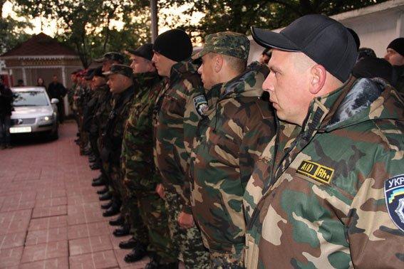 Черниговские бойцы возвращаются в зону АТО, фото-2