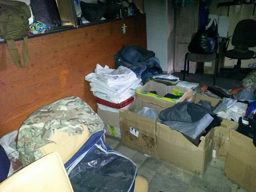 Подожгли офис волонтерской организации «Новый Мариуполь» (ФОТОРЕПОРТАЖ+ВИДЕО), фото-19
