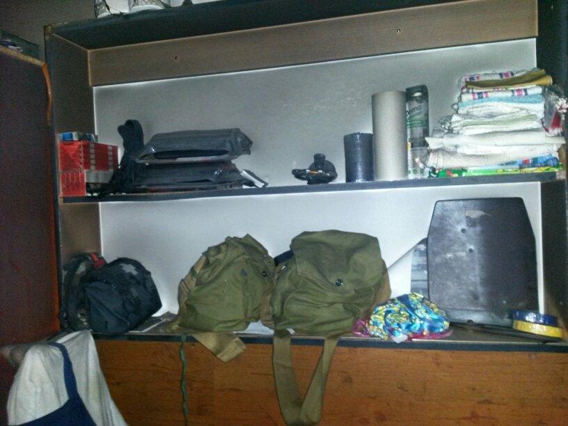 Подожгли офис волонтерской организации «Новый Мариуполь» (ФОТОРЕПОРТАЖ+ВИДЕО), фото-17