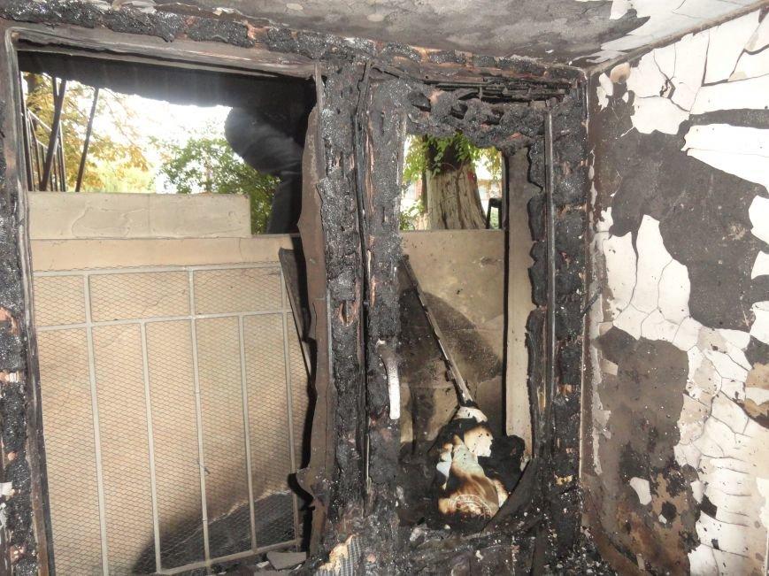 Подожгли офис волонтерской организации «Новый Мариуполь» (ФОТОРЕПОРТАЖ+ВИДЕО), фото-5