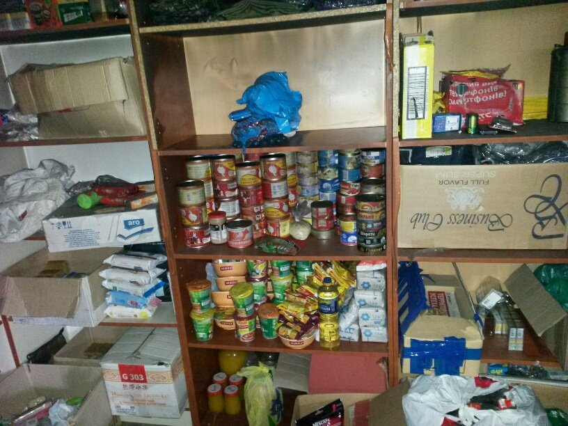 Подожгли офис волонтерской организации «Новый Мариуполь» (ФОТОРЕПОРТАЖ+ВИДЕО), фото-20
