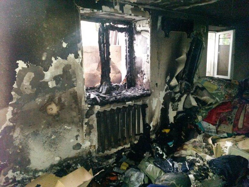 Подожгли офис волонтерской организации «Новый Мариуполь» (ФОТОРЕПОРТАЖ+ВИДЕО), фото-16