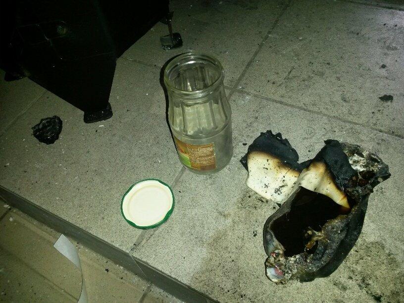 Подожгли офис волонтерской организации «Новый Мариуполь» (ФОТОРЕПОРТАЖ+ВИДЕО), фото-15