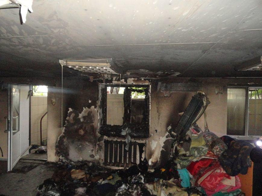 Подожгли офис волонтерской организации «Новый Мариуполь» (ФОТОРЕПОРТАЖ+ВИДЕО), фото-13