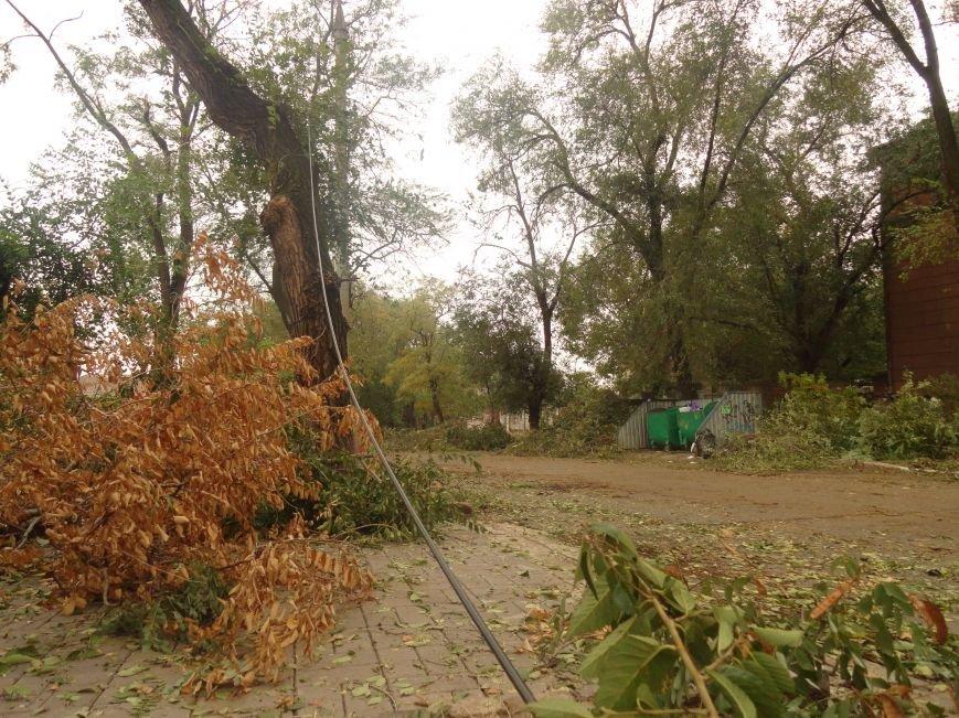 Мариупольцы начали борьбу за восстановление освещения (ФОТО), фото-1