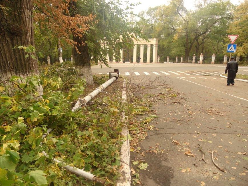 Мариупольцы начали борьбу за восстановление освещения (ФОТО), фото-8