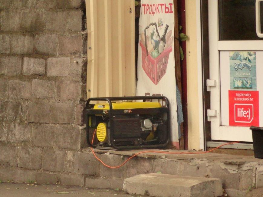 Мариупольцы начали борьбу за восстановление освещения (ФОТО), фото-7