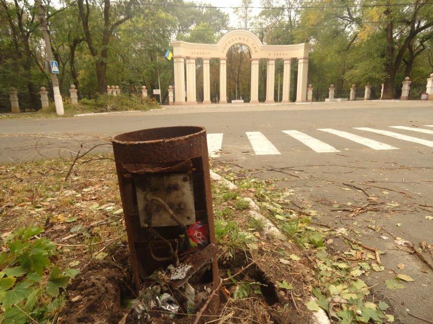 Мариупольцы начали борьбу за восстановление освещения (ФОТО), фото-9