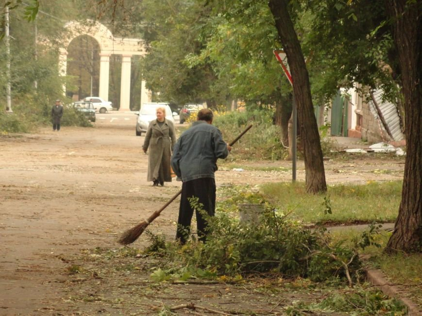 Мариупольцы начали борьбу за восстановление освещения (ФОТО), фото-5