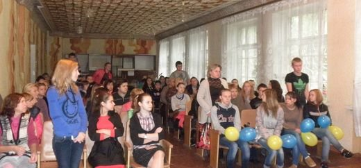 В Днепродзержинском центре по подготовке и переподготовке рабочих кадров состоялась встреча с бойцом АТО, фото-3