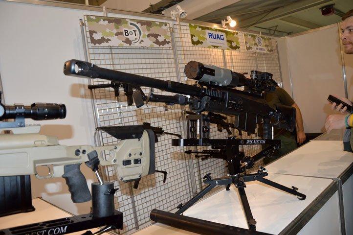 В Киеве проходит выставка «Оружие и безопасность» (ФОТОРЕПОРТАЖ), фото-2
