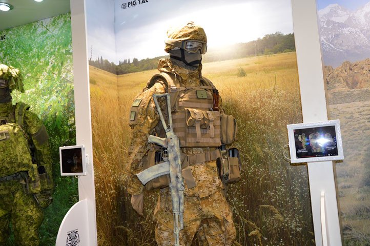 В Киеве проходит выставка «Оружие и безопасность» (ФОТОРЕПОРТАЖ), фото-16