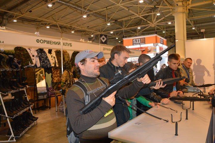В Киеве проходит выставка «Оружие и безопасность» (ФОТОРЕПОРТАЖ), фото-21