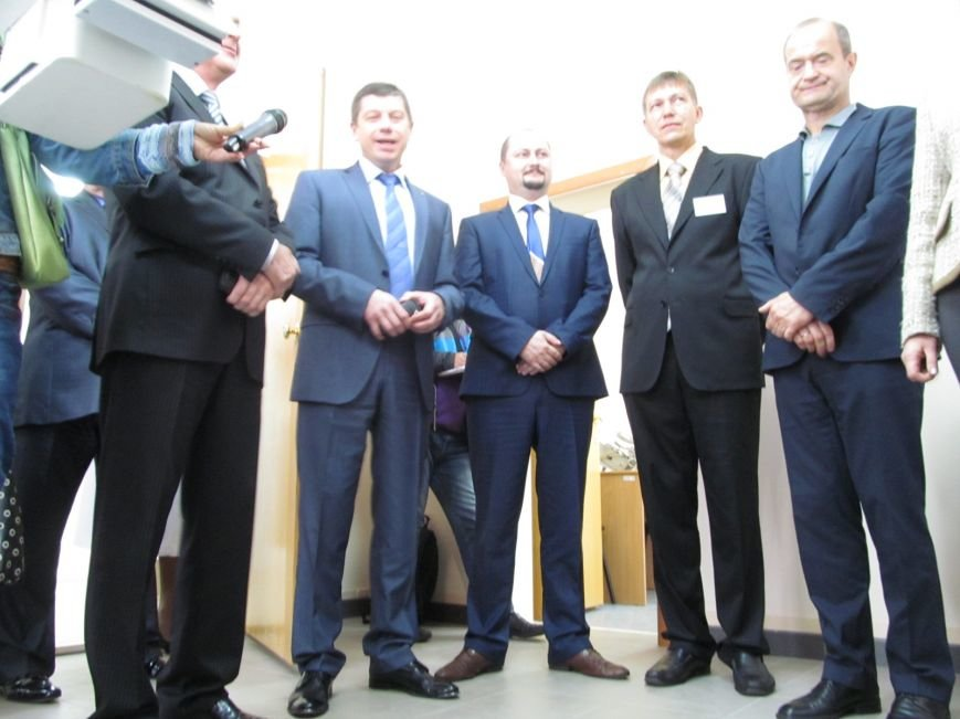 В Кременчуге запущен новый рентгеновский диагностический комплекс (ФОТО), фото-10