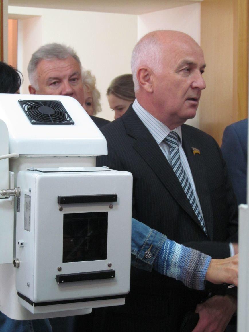 В Кременчуге запущен новый рентгеновский диагностический комплекс (ФОТО), фото-9