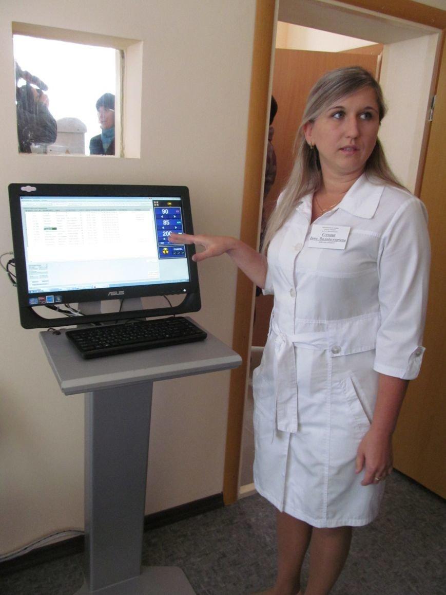 В Кременчуге запущен новый рентгеновский диагностический комплекс (ФОТО), фото-4