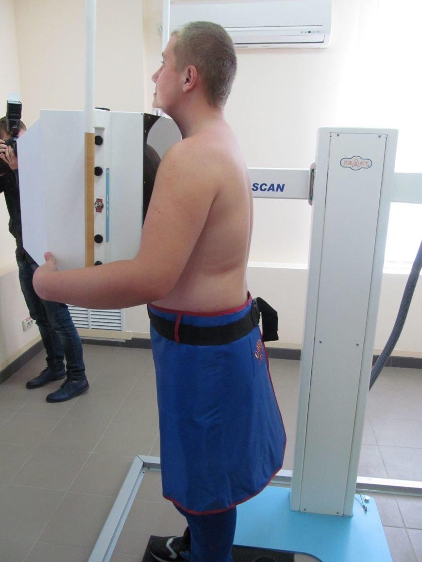 В Кременчуге запущен новый рентгеновский диагностический комплекс (ФОТО), фото-15