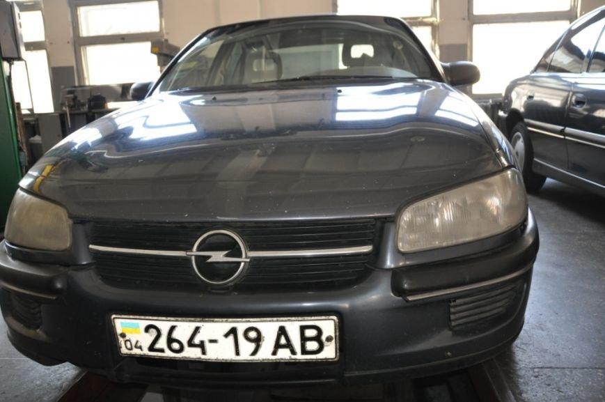 В Днепропетровщине продолжается распродажа автомобилей чиновников, фото-5