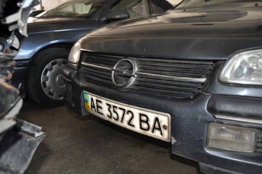 В Днепропетровщине продолжается распродажа автомобилей чиновников, фото-3
