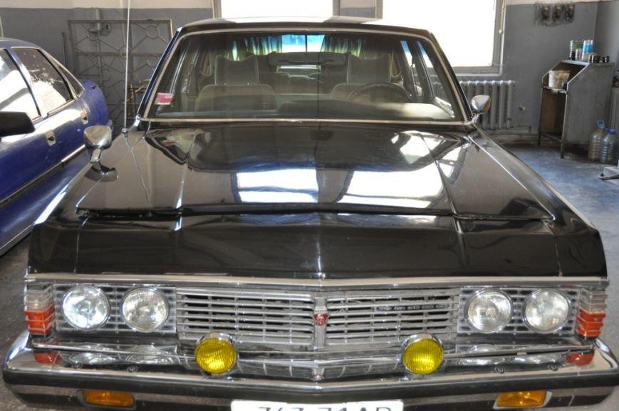 В Днепропетровщине продолжается распродажа автомобилей чиновников, фото-1